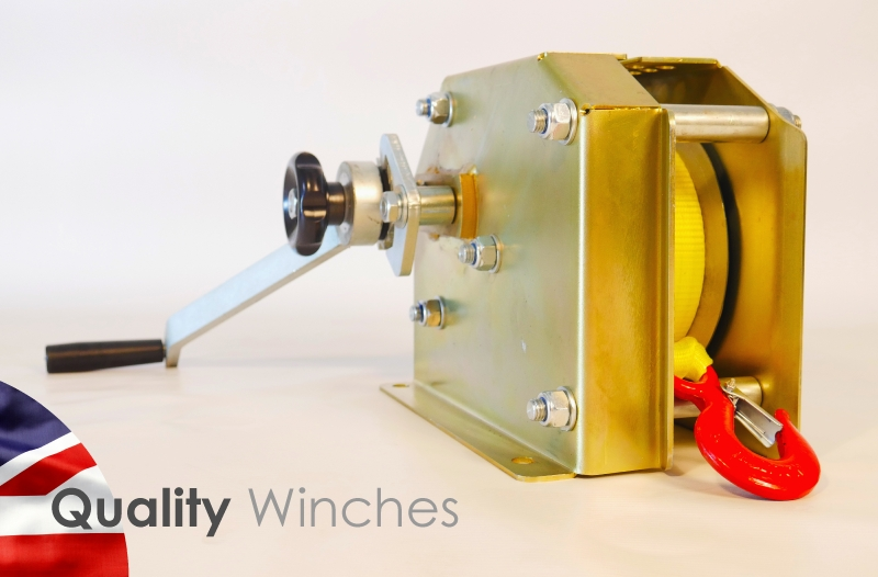 Quality Manufactured Winches from PAR in Nottingham