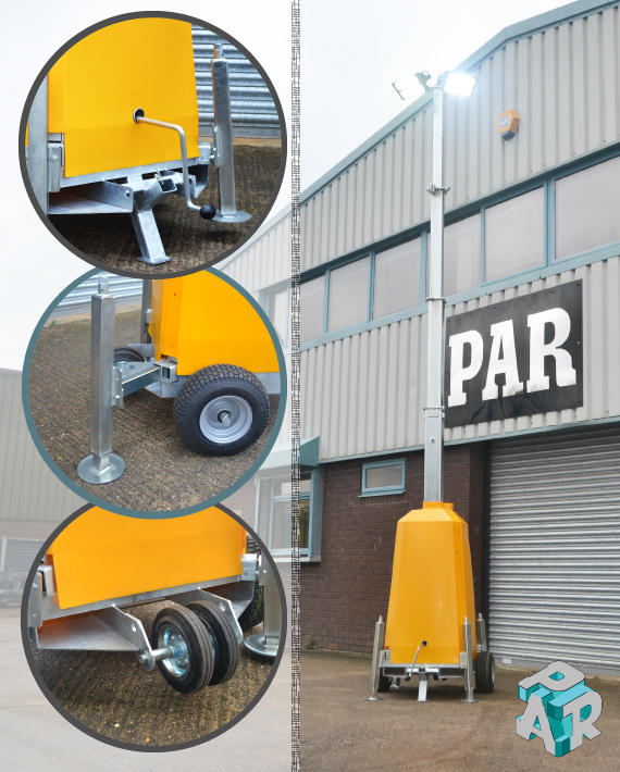 PAR Lighting Towers